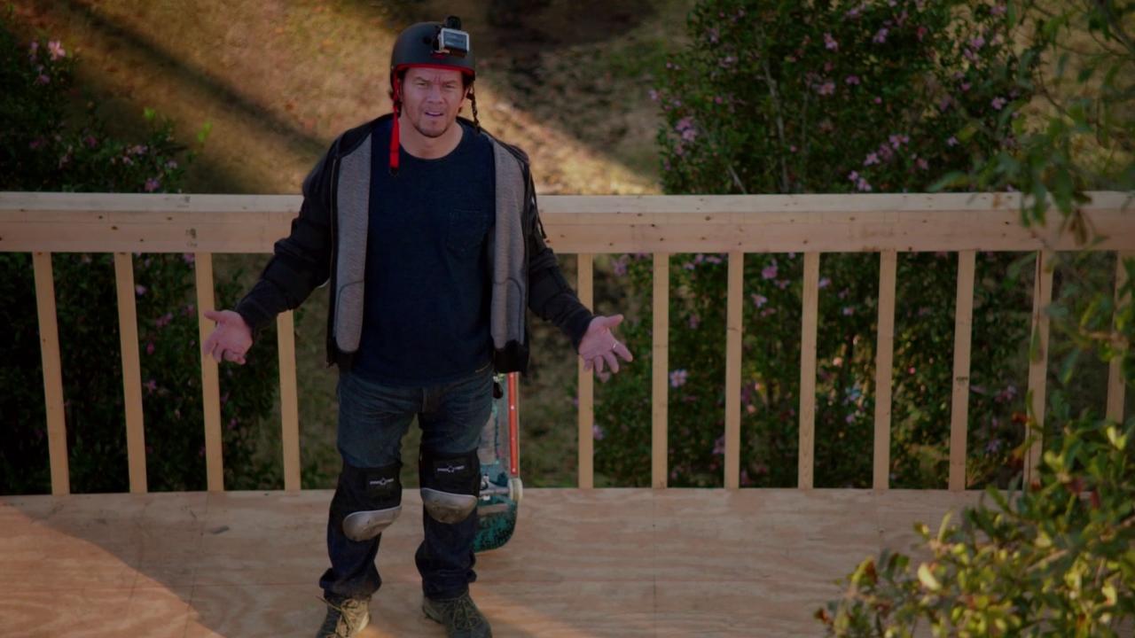 Daddy's Home: Skateboarding