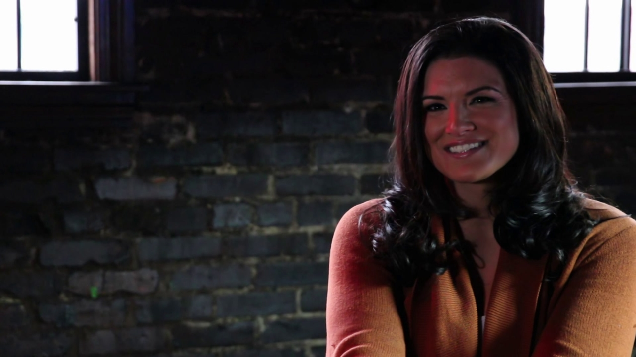 Extraction: Gina Carano On The Character Victoria