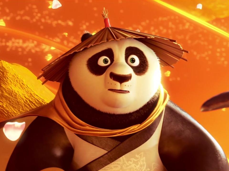 Kung Fu Panda 3 (UK Trailer 12)