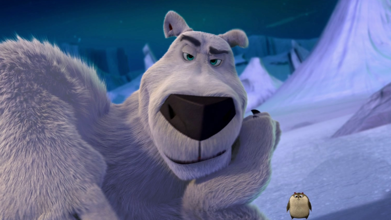 Norm Of The North: Arctic Shake