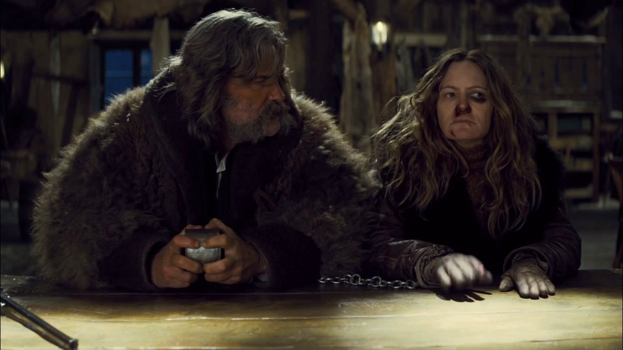 The Hateful Eight: Jennifer Jason Leigh (Featurette)