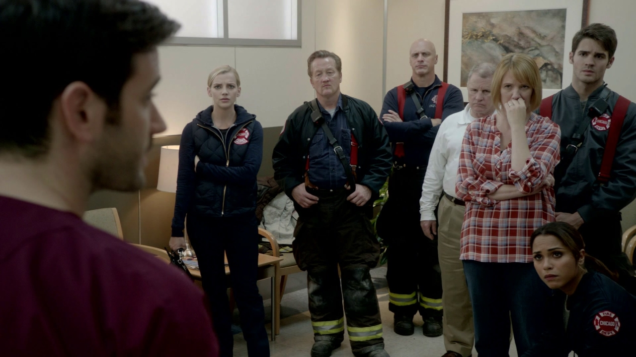 Chicago Fire: Take Care Of Him Doctor