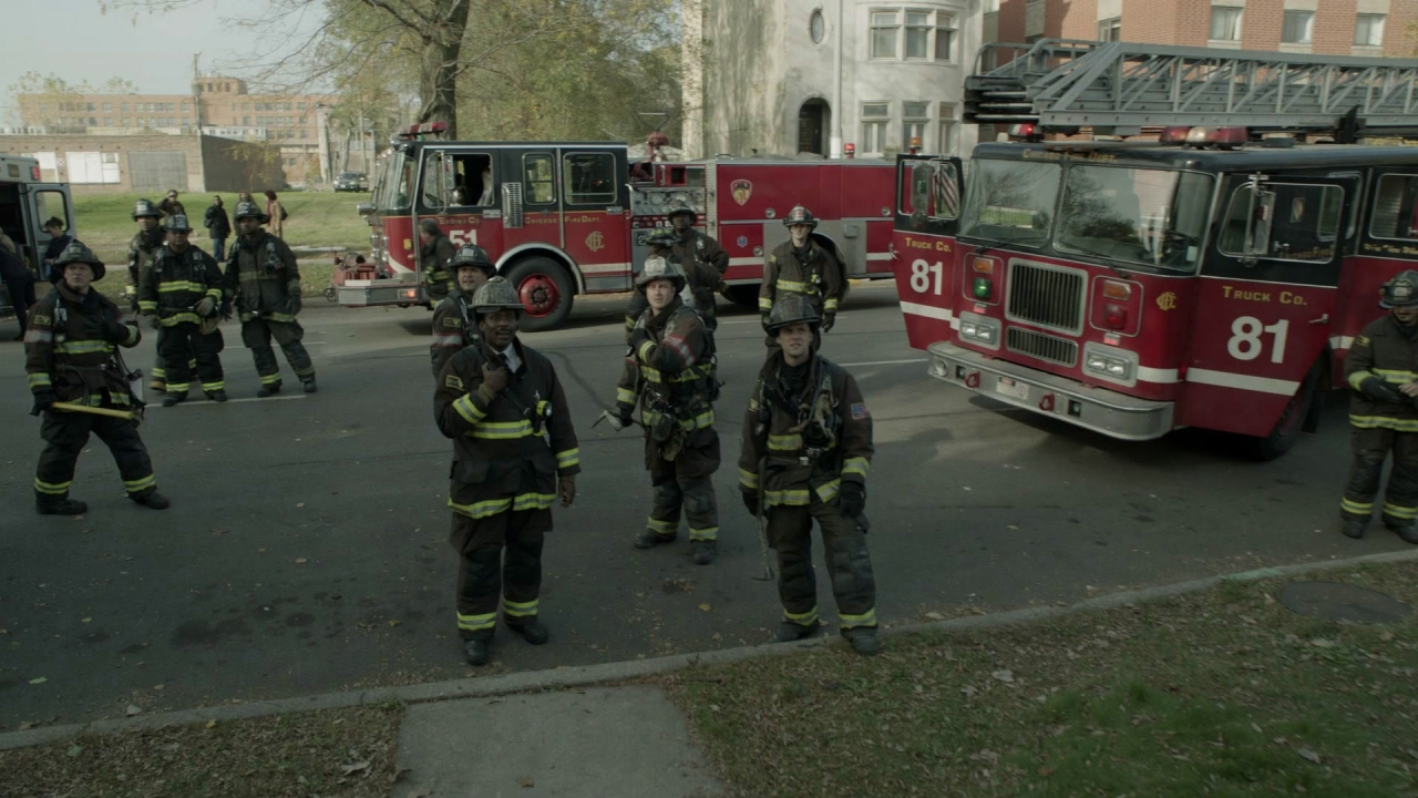 Chicago Fire: How Did That Fire Start?