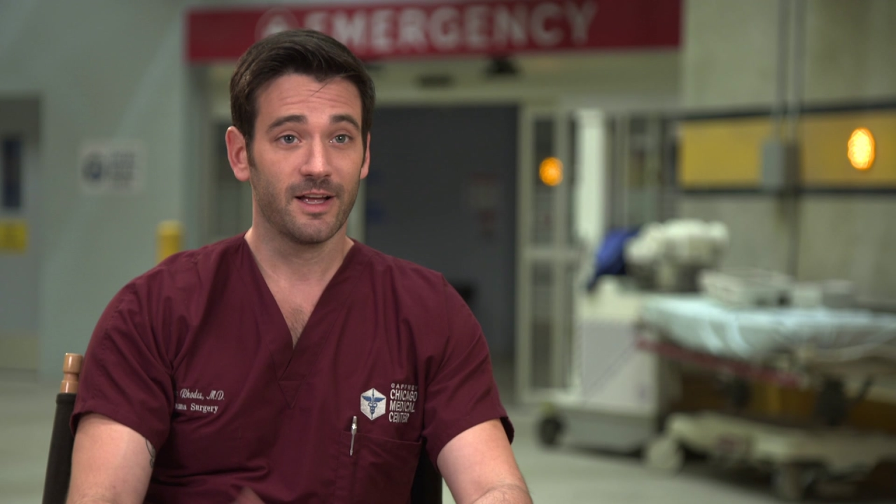 Chicago Fire: Colin Donnell