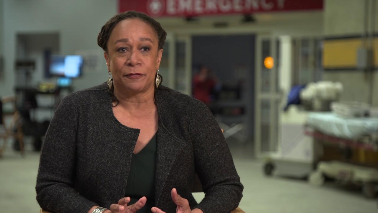 Chicago Fire: S. Epatha Merkerson