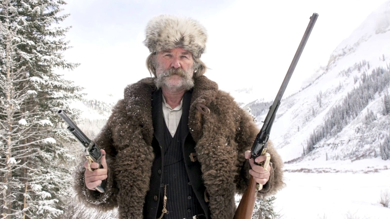 The Hateful Eight: Costume Design (Featurette)