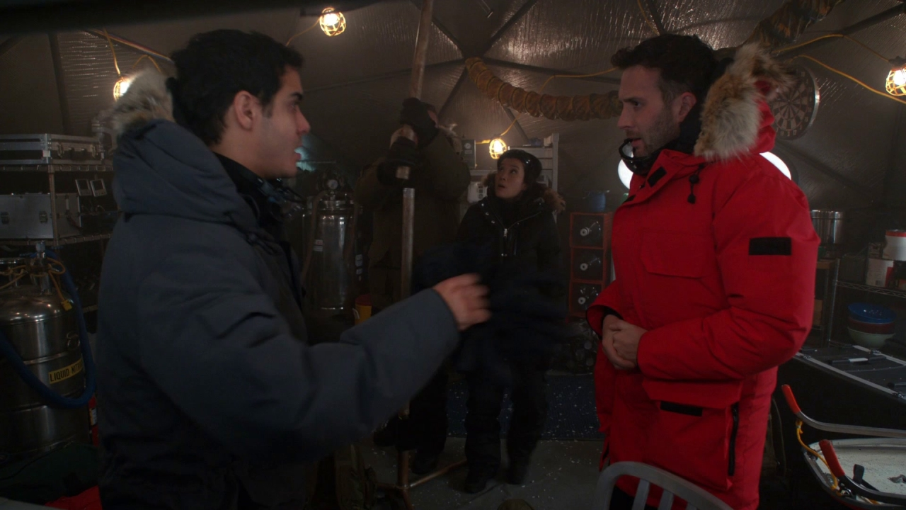 Scorpion: That's Going To Be An Issue
