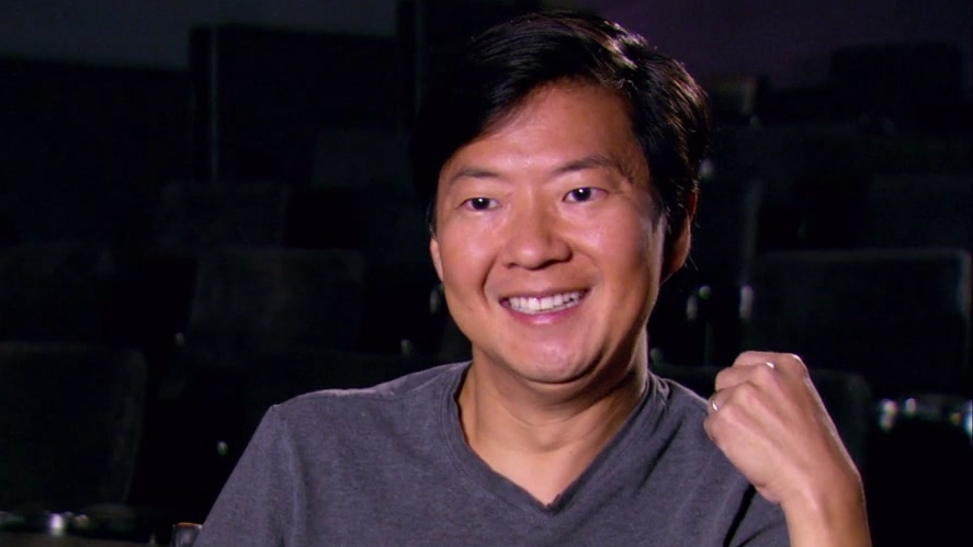 Norm Of The North: Ken Jeong On The Story And Mr. Green