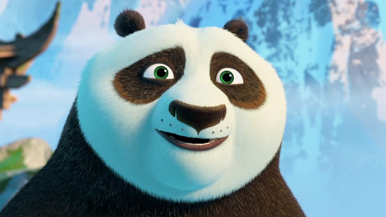 Kung Fu Panda 3: Panda Village