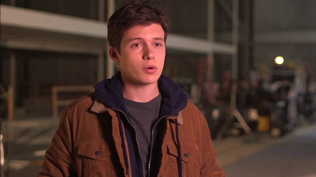 The 5th Wave: Nick Robinson On His Character
