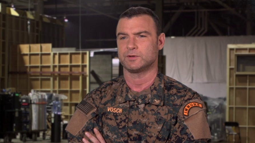 The 5th Wave: Liev Schreiber On What Appealed To Him About The Project