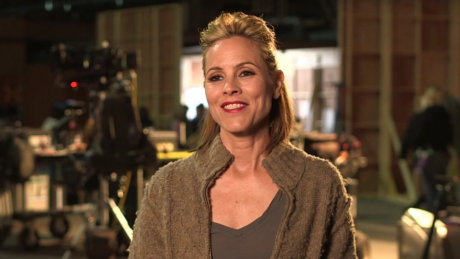 The 5th Wave: Maria Bello On What Appealed To Her About The Role