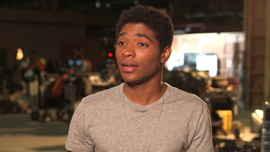 The 5th Wave: Nadji Jeter On His Character