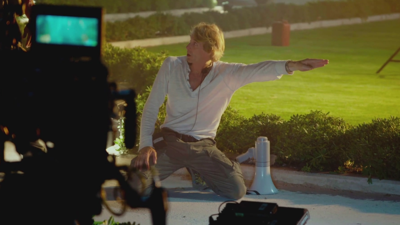 13 Hours: The Secret Soldiers Of Benghazi: Michael Bay As A Director (Featurette)