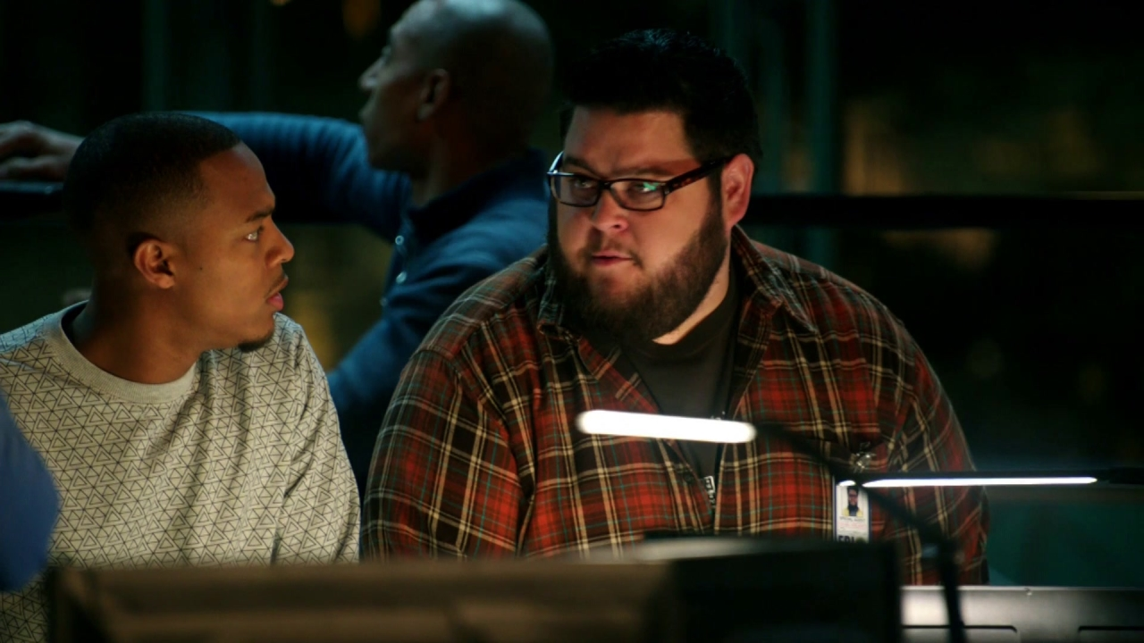 Csi: Cyber: The Plane Is Squeaking