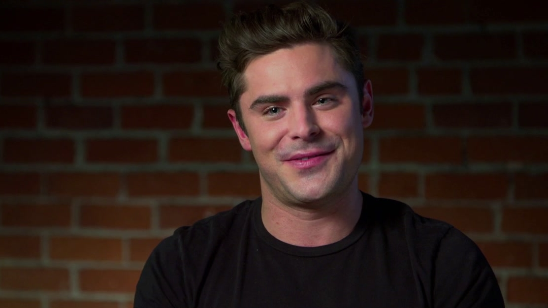 Dirty Grandpa: Zac Efron On His Character
