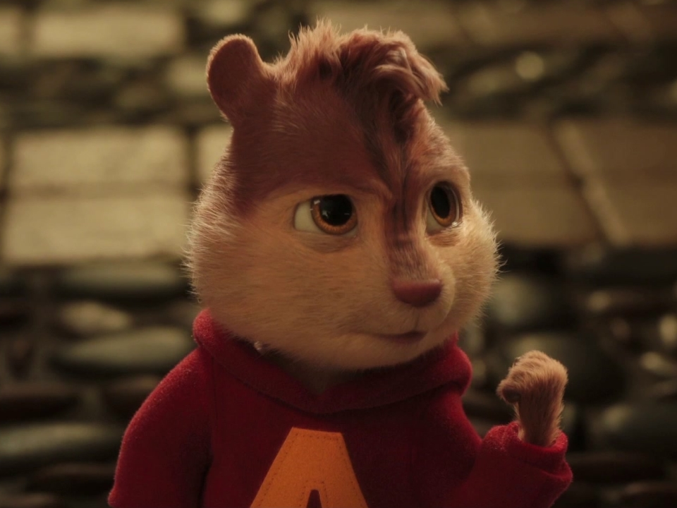 Alvin And The Chipmunks: The Road Chip: Squeaky Wiggle Featurette (UK)