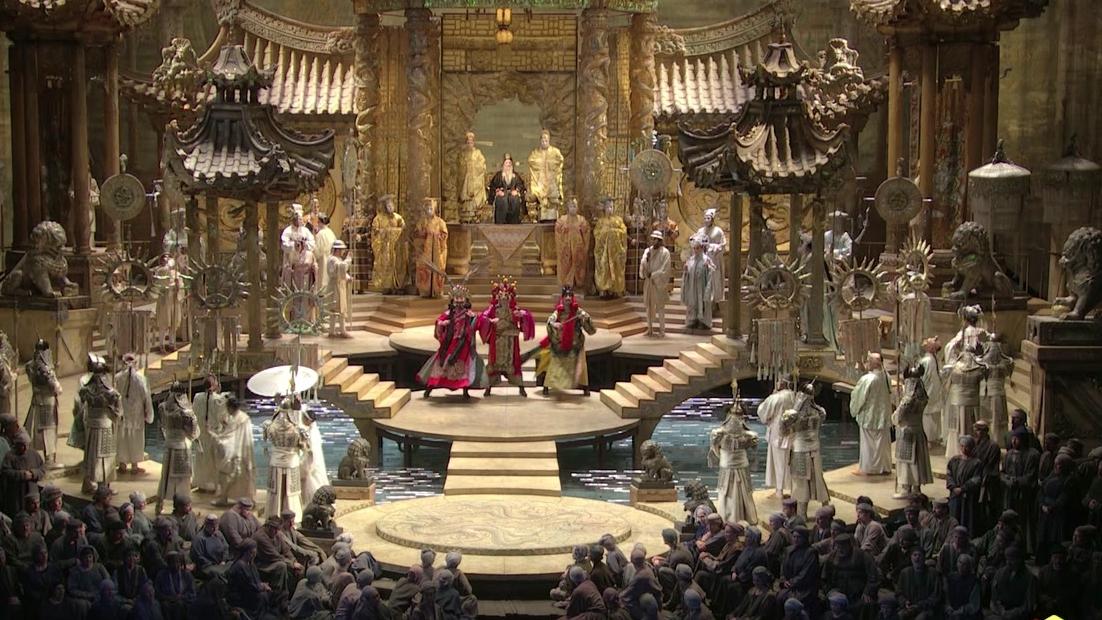 The Metropolitan Opera HD Live: Puccini: Turandot