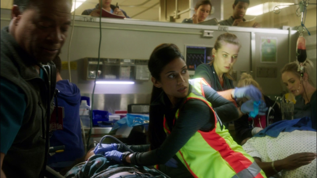 Code Black: That's The Reason For The Coma