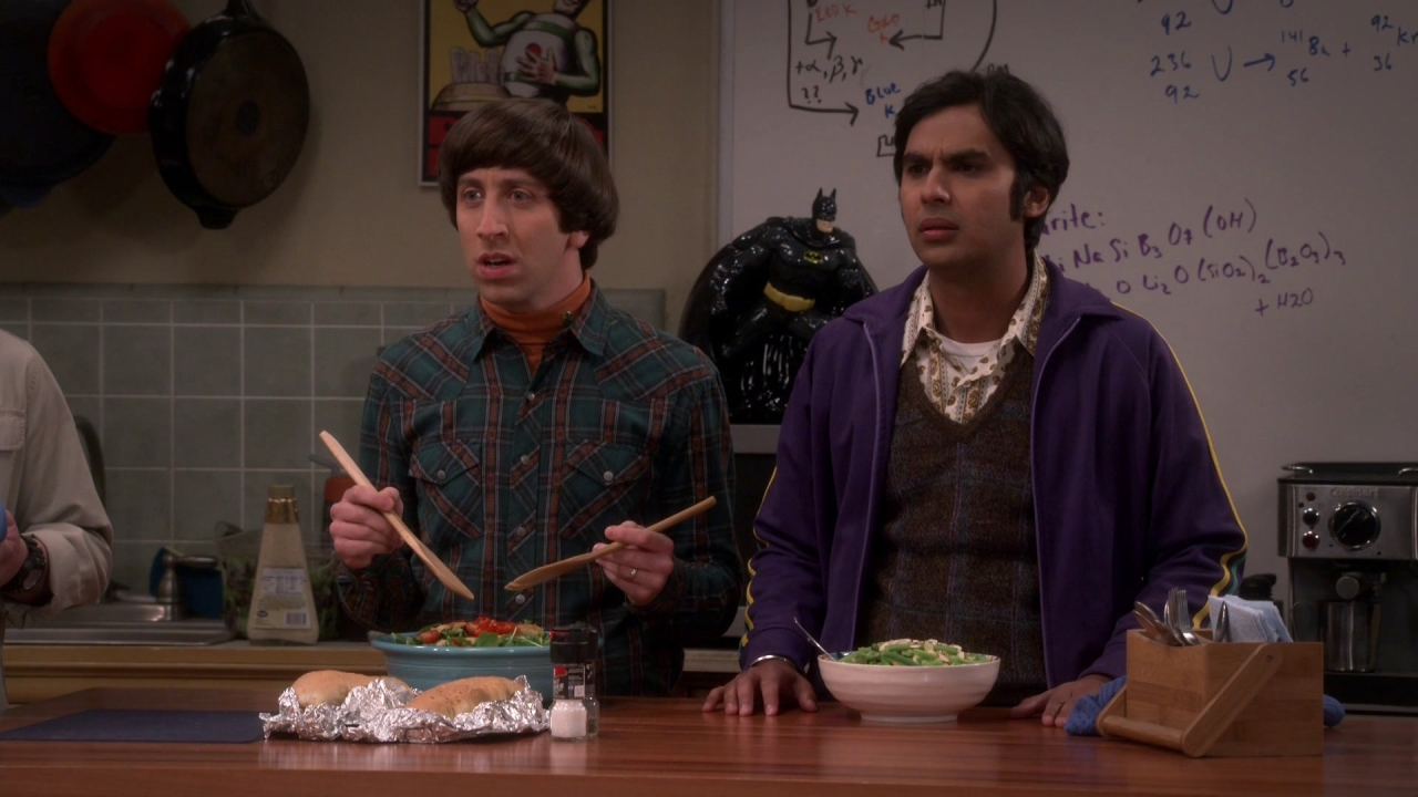 Big Bang Theory: What Is Happening?