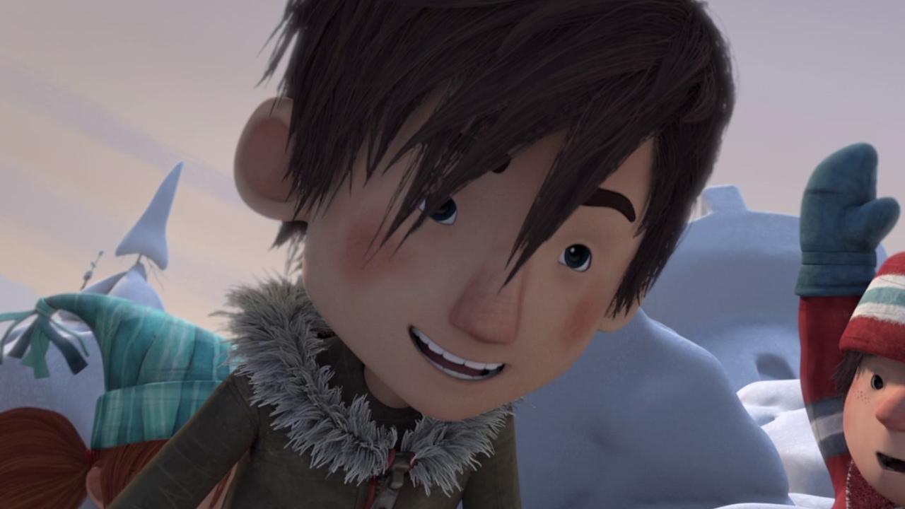 Snowtime! (Trailer 1)