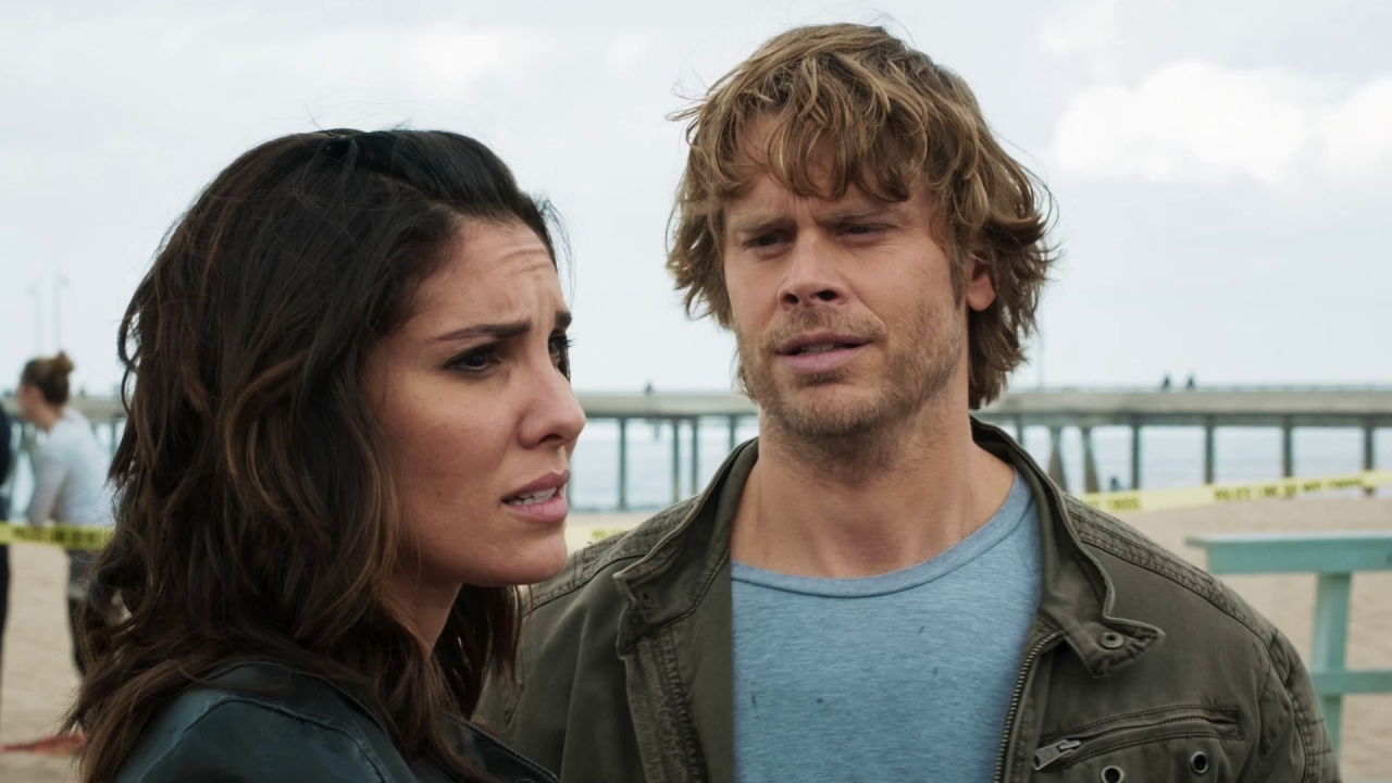 Ncis: Los Angeles: Right Through Those Buildings