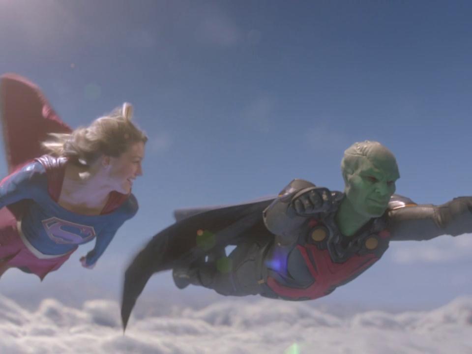 Supergirl: Childish Things