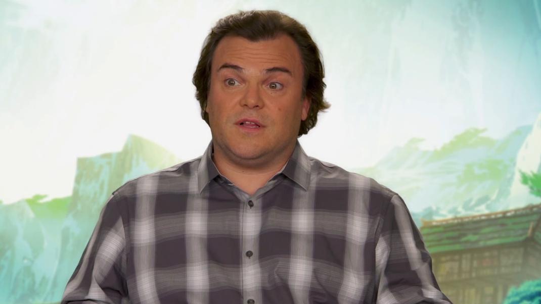 Kung Fu Panda 3: Jack Black On Po's Evolution