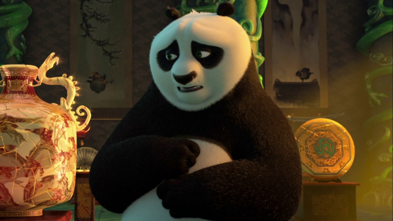 Kung Fu Panda 3: Hall Of Heroes