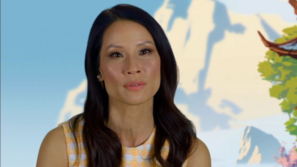 Kung Fu Panda 3: Lucy Liu On Viper And Po's Friendship