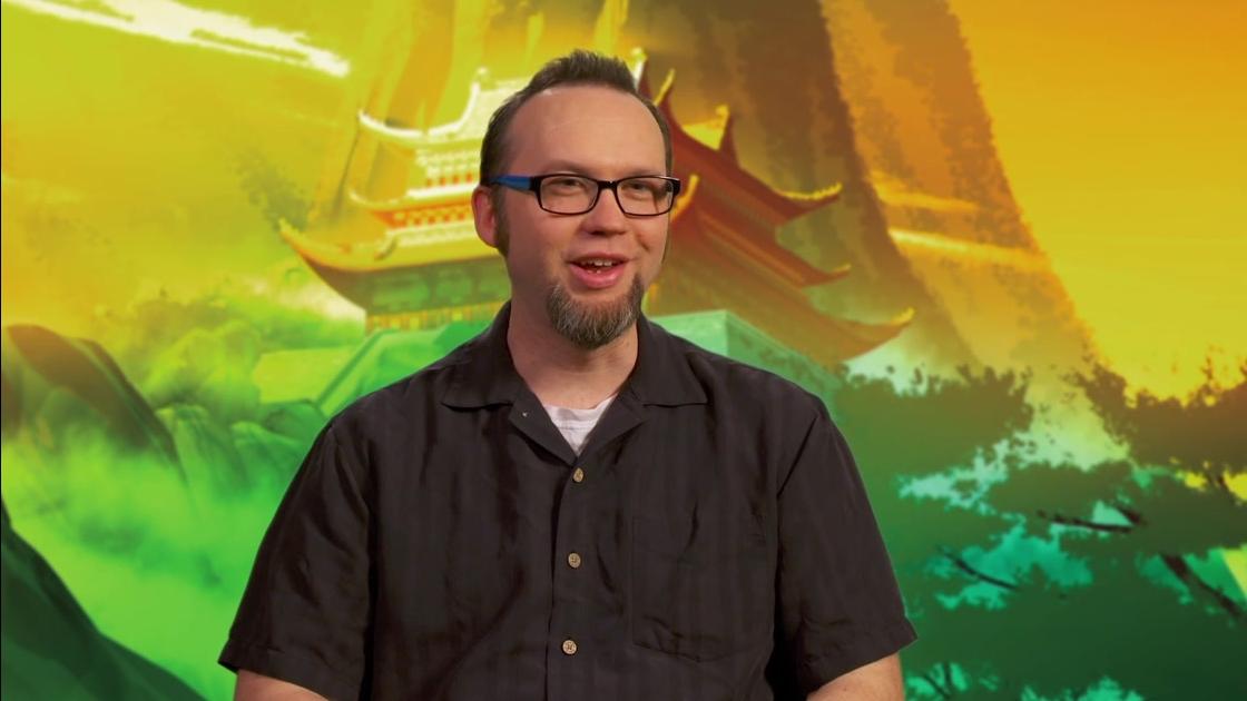 Kung Fu Panda 3: Mark Edwards On Po