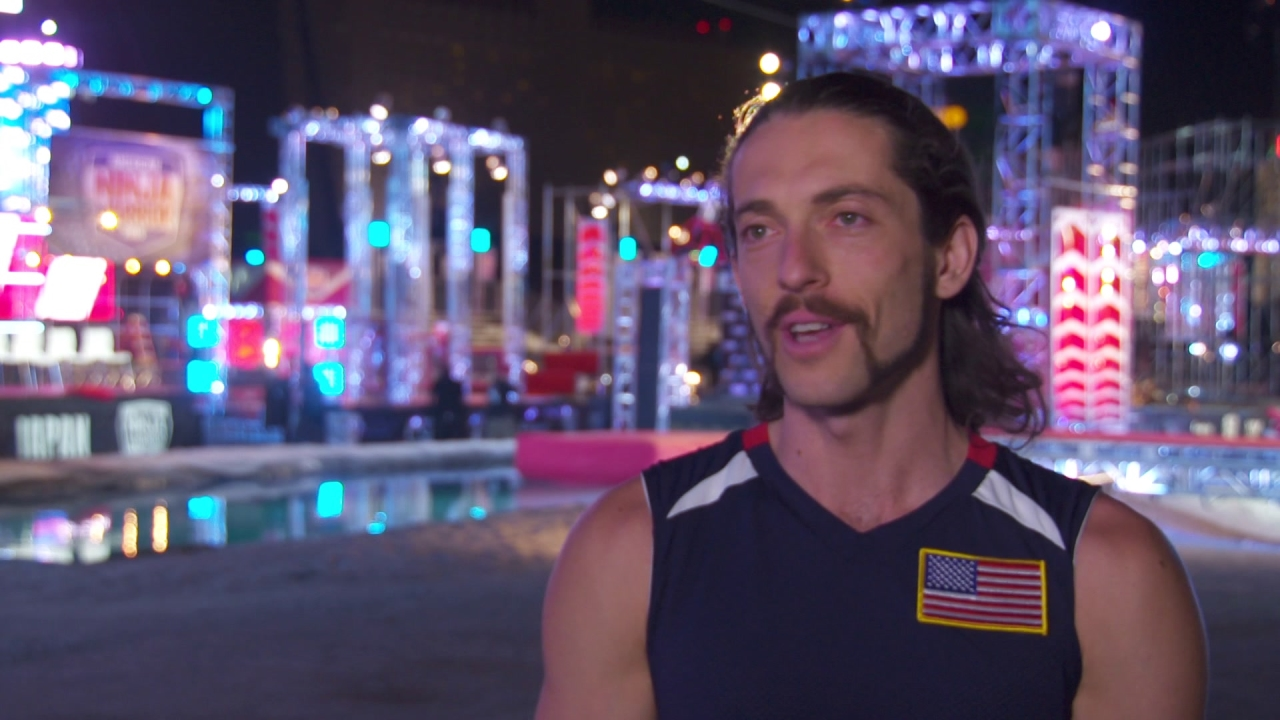 American Ninja Warrior: Isaac Caldiero On Being The Leader Of Team USA
