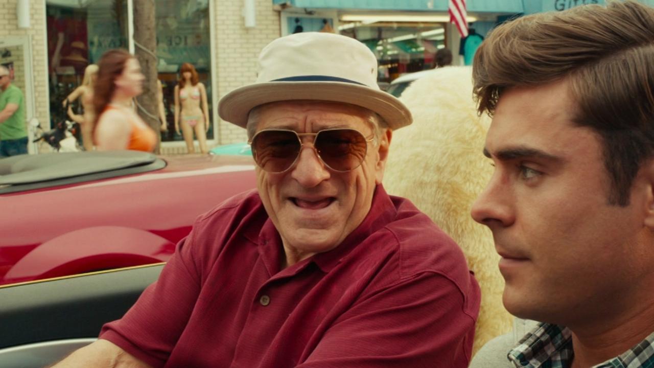Dirty Grandpa: Daytona Beach Safe