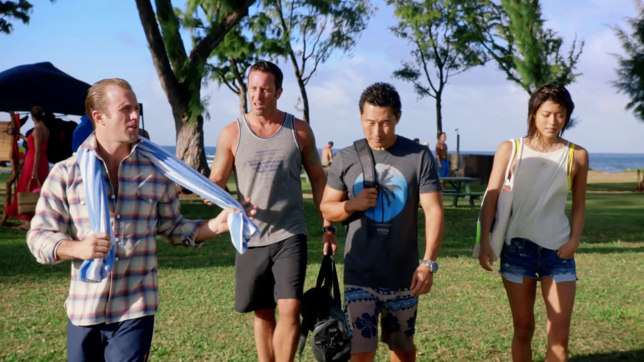 Hawaii Five-0: Umia Ka Hanu