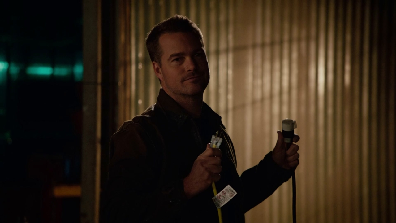 Ncis: Los Angeles: Rude And Demanding
