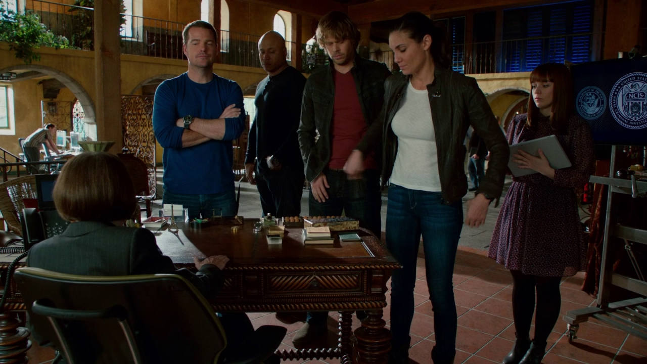 Ncis: Los Angeles: Take The Keys