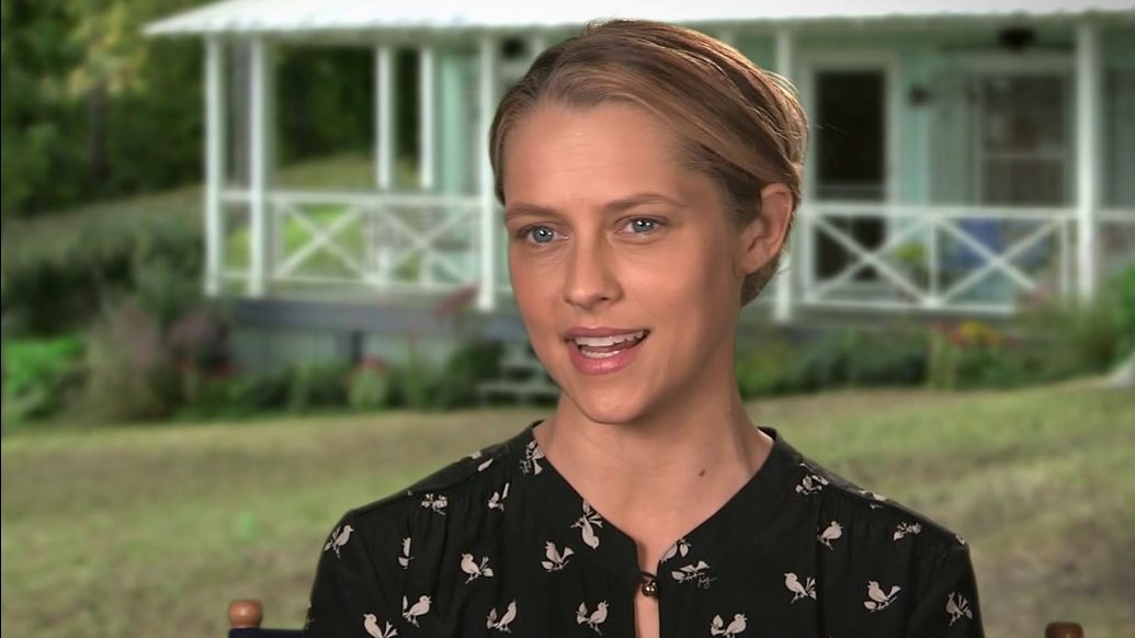The Choice: Teresa Palmer On What Excited Her