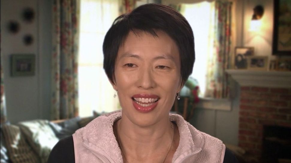 The Choice: Theresa Park On What Excited Her
