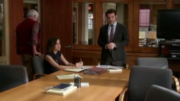The Grinder: Blood Is Thicker Than Justice