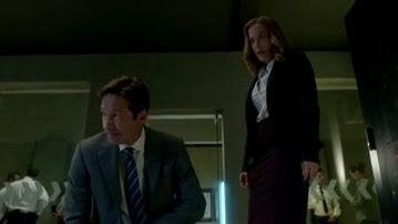 The X-Files: What do you Make of this Scully?