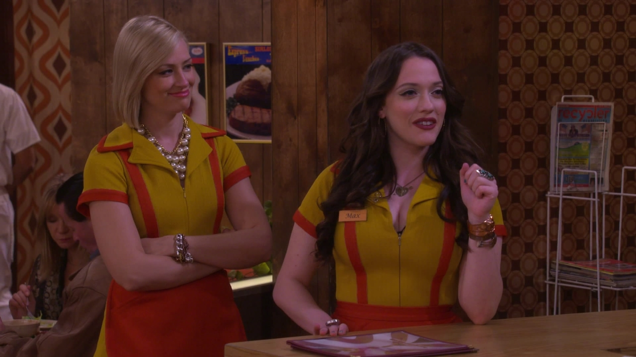 2 Broke Girls: And The Sax Problem