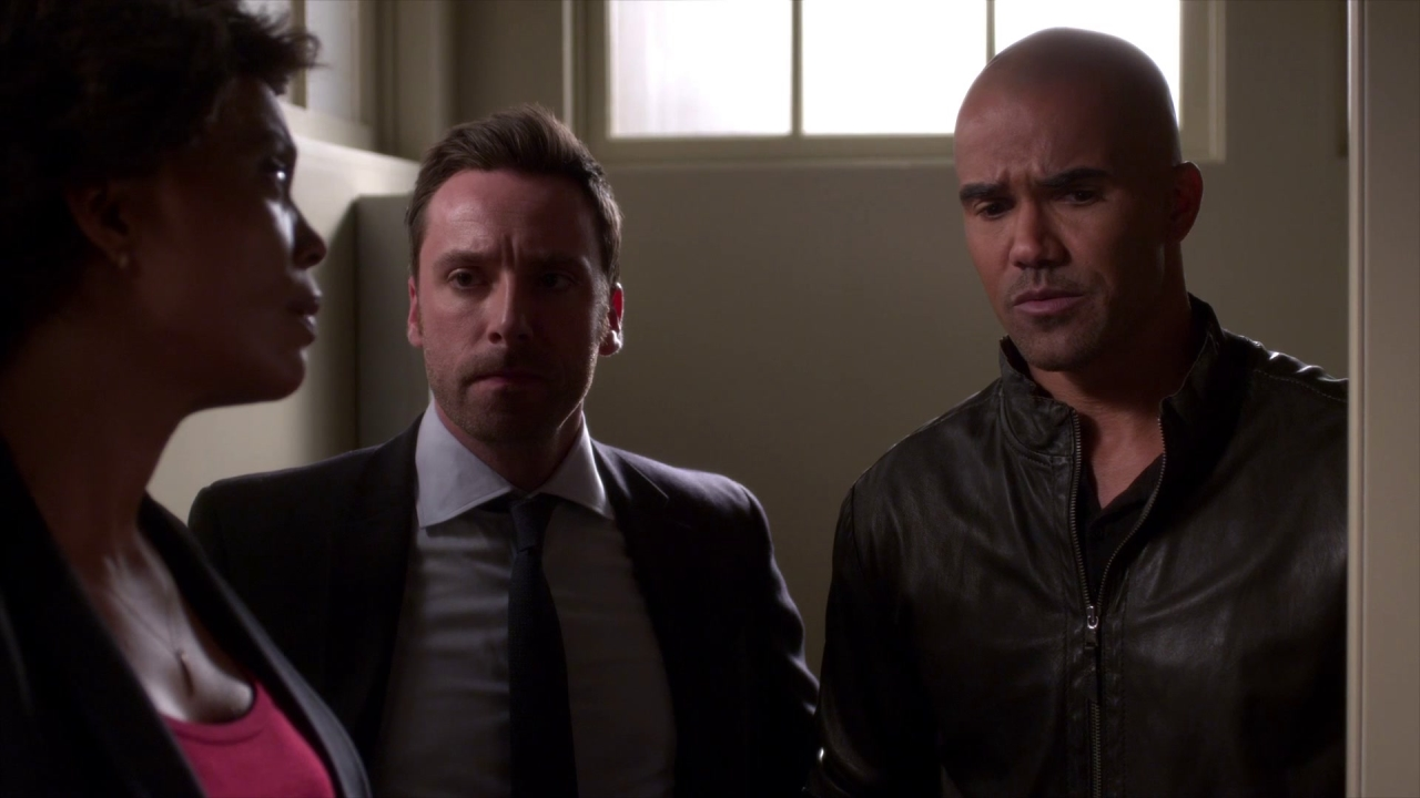 Criminal Minds: He's Got To Be Connected Somehow