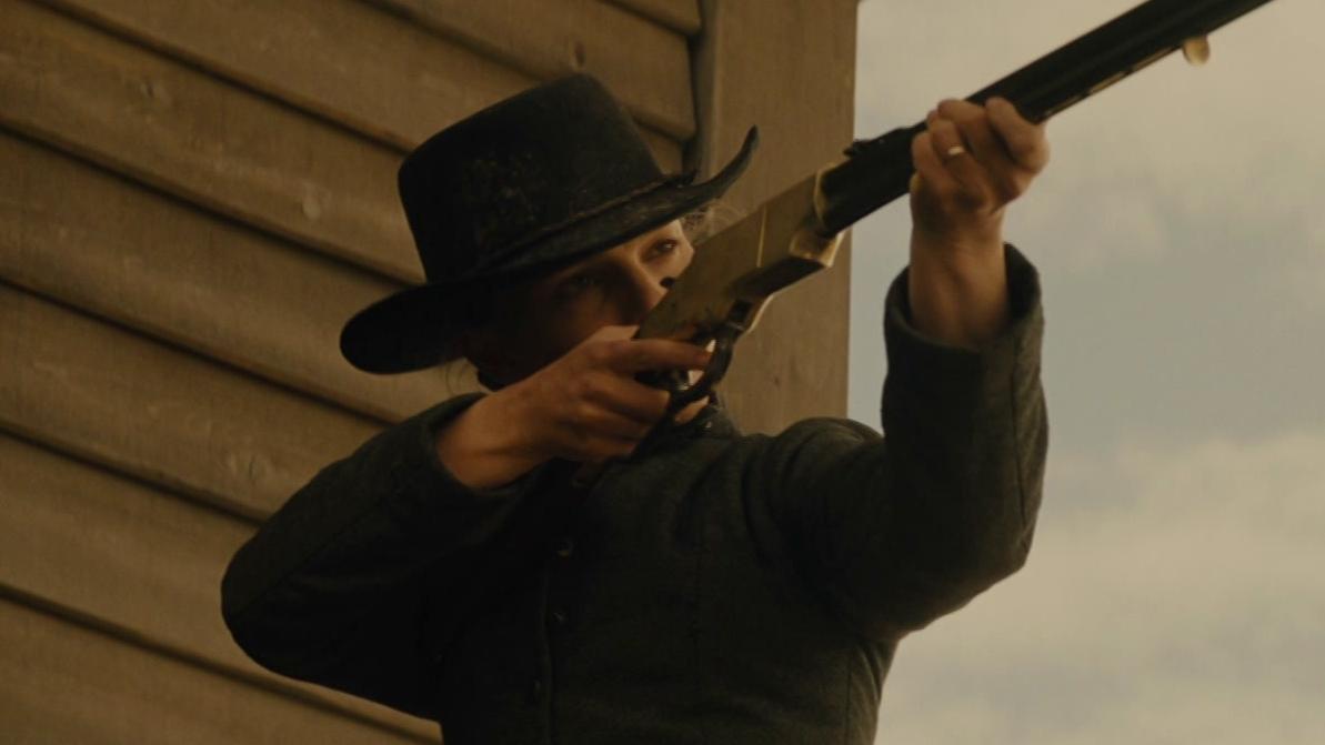 Jane Got A Gun: Target Practice