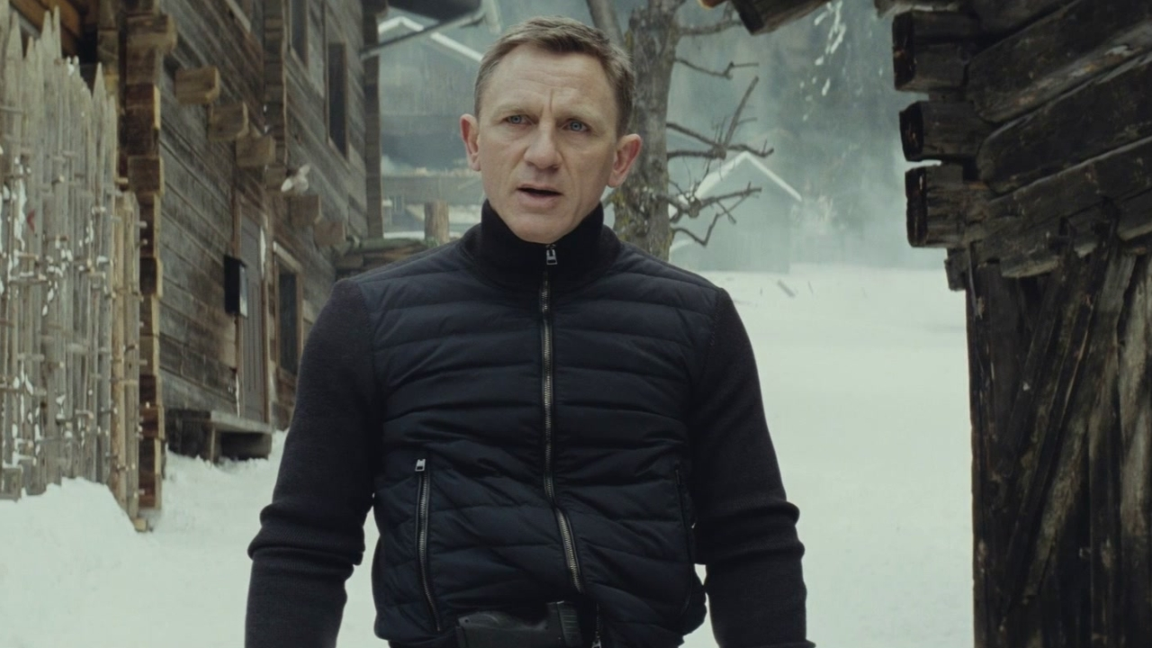 Spectre: Get Away From Me!
