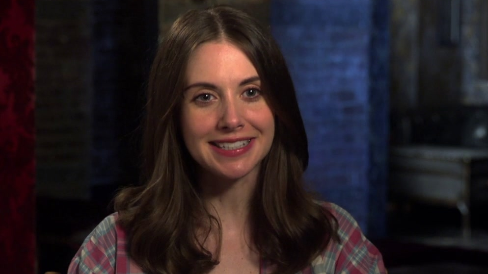How To Be Single: Alison Brie On Her Character Lucy