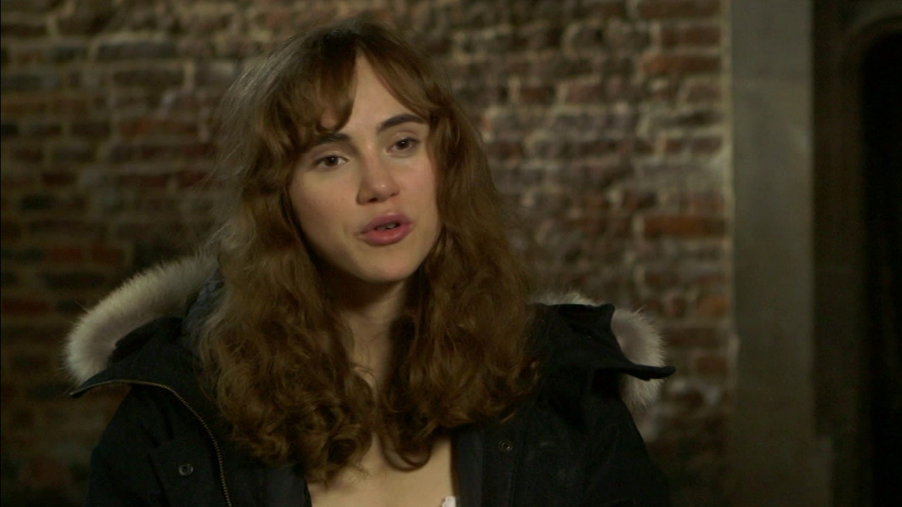 Pride And Prejudice And Zombies: Suki Waterhouse On Confidence During Fight Scenes