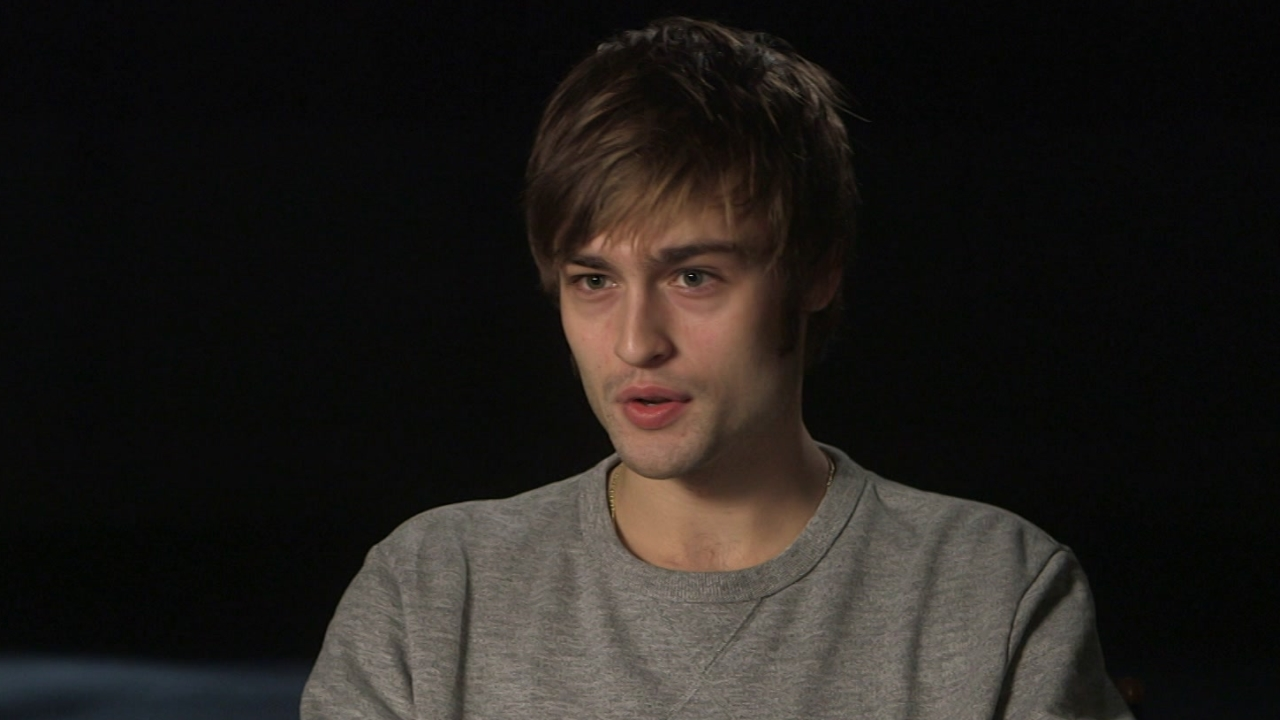 Pride And Prejudice And Zombies: Douglas Booth On A Whole New Take On Austen