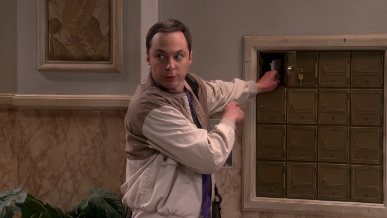 The Big Bang Theory: The Meemaw Materialization