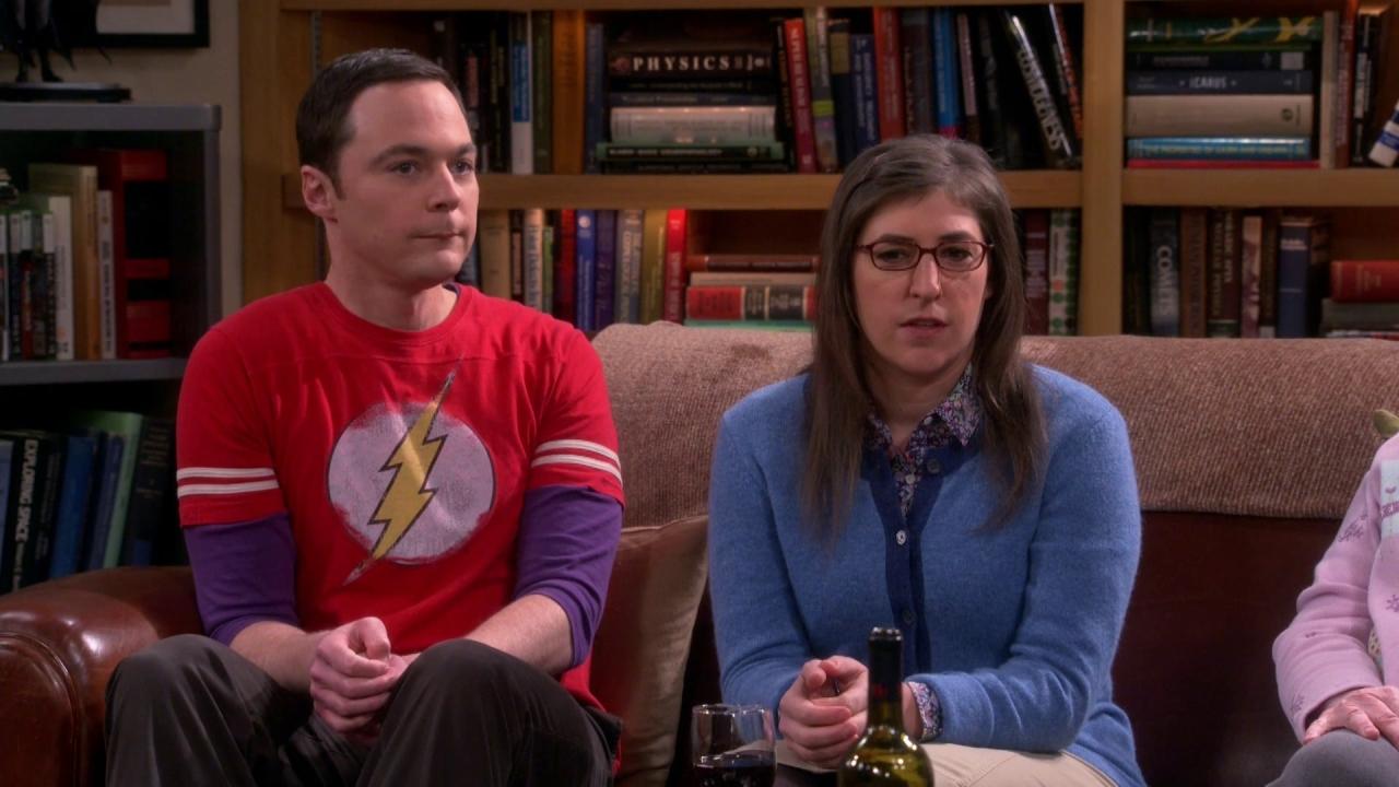 Big Bang Theory: I Appreciate Your Honesty