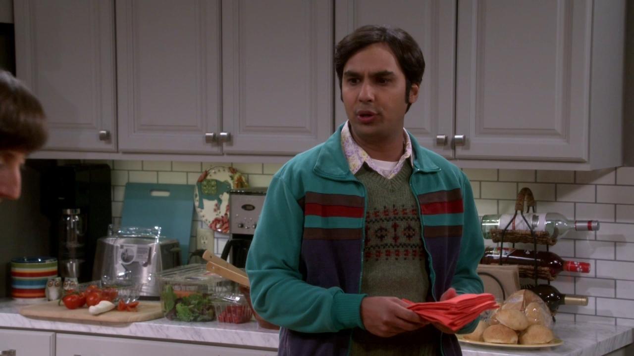 Big Bang Theory: Harmless
